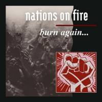NATIONS ON FIRE, burn again cover