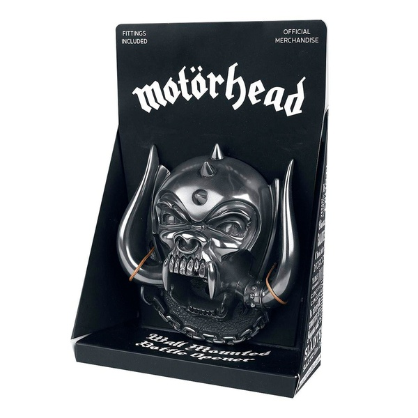 Cover MOTÖRHEAD, warpig bottle opener