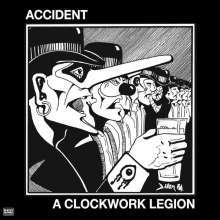 ACCIDENT, a clockwork legion cover