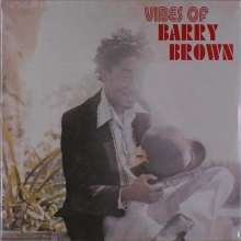 Cover BARRY BROWN, vibes of....