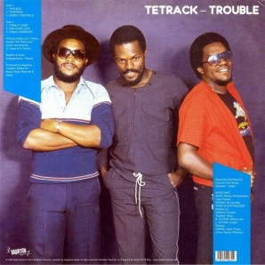 TETRACK, trouble cover