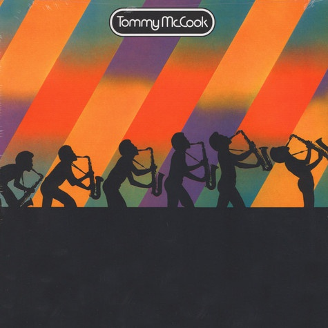 TOMMY MCCOOK, s/t cover