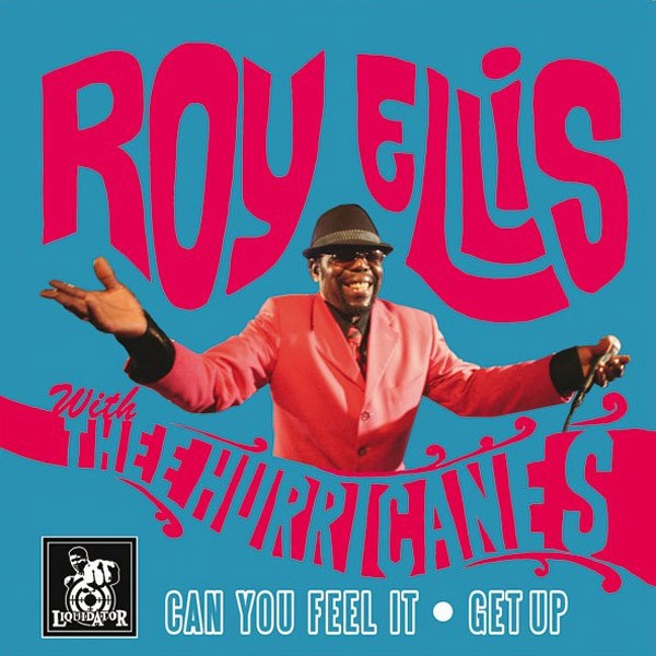 ROY ELLIS WITh THE HURRICANES, can you feel it cover