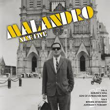 MALANDRO, nine five cover