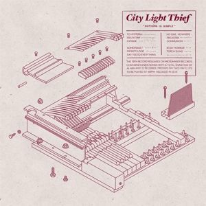 Cover CITY LIGHT THIEF, nothing is simple