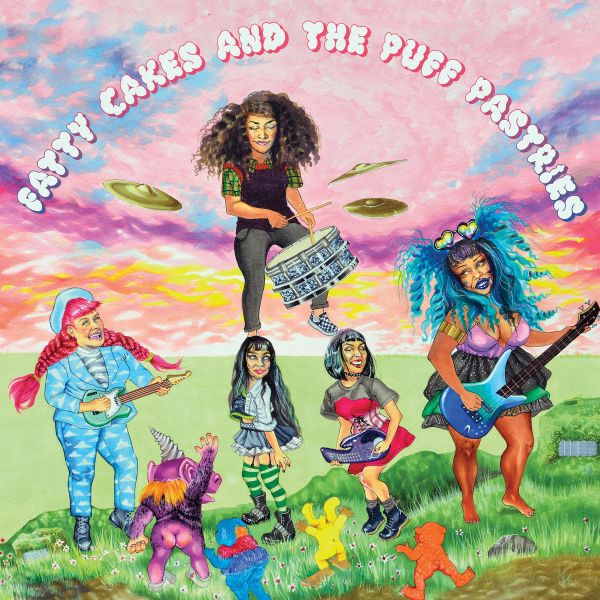 FATTY CAKES & THE PUFF PASTRIES, s/t cover