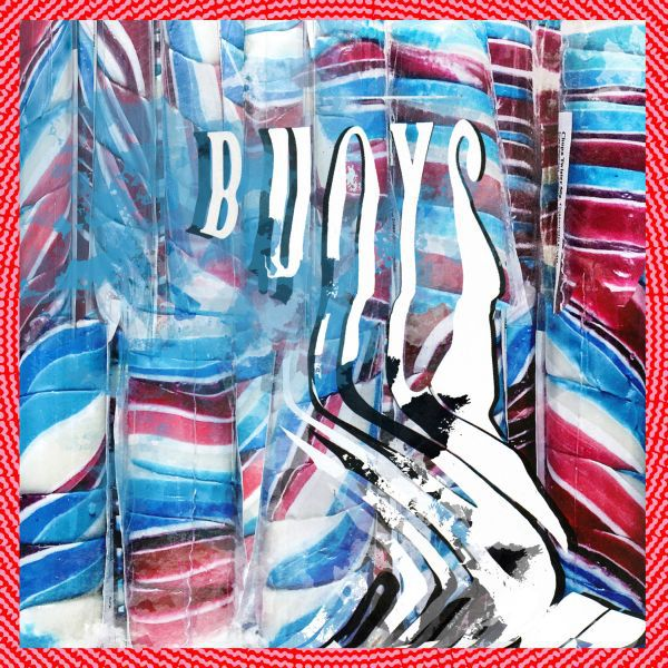 Cover PANDA BEAR, buoys