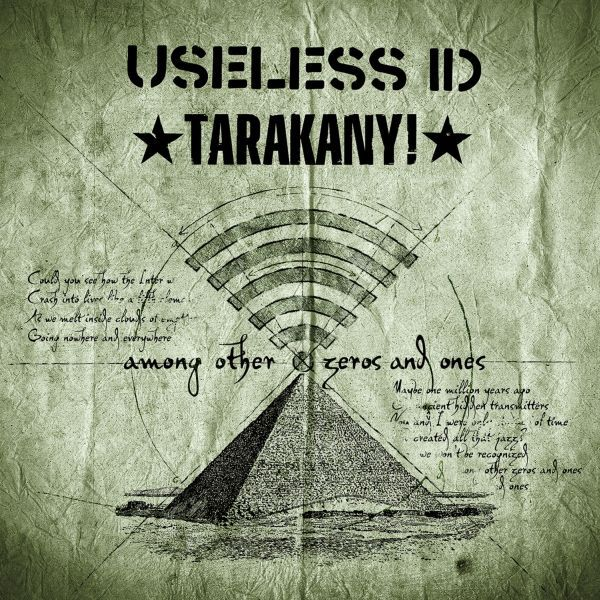Cover USELESS ID / TARAKANY, among other zeros