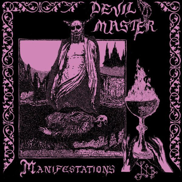 DEVIL MASTER, manifestations cover