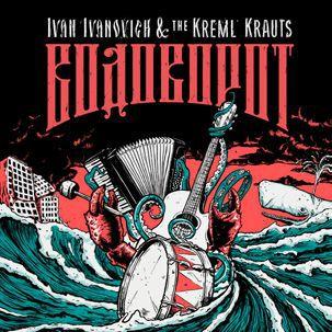 IVAN IVANOVICH & THE KREML KRAUTS, wodoworot cover