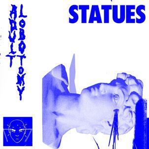 STATUES (S), adult lobotomy cover