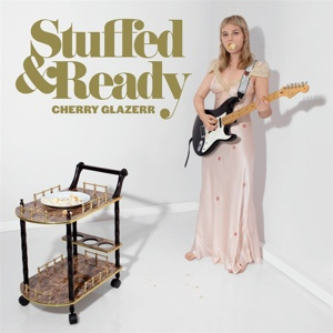 Cover CHERRY GLAZERR, stuffed & ready