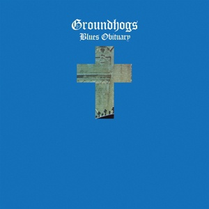 GROUNDHOGS, blues obituary cover