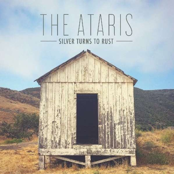 ATARIS, silver turns to rust cover