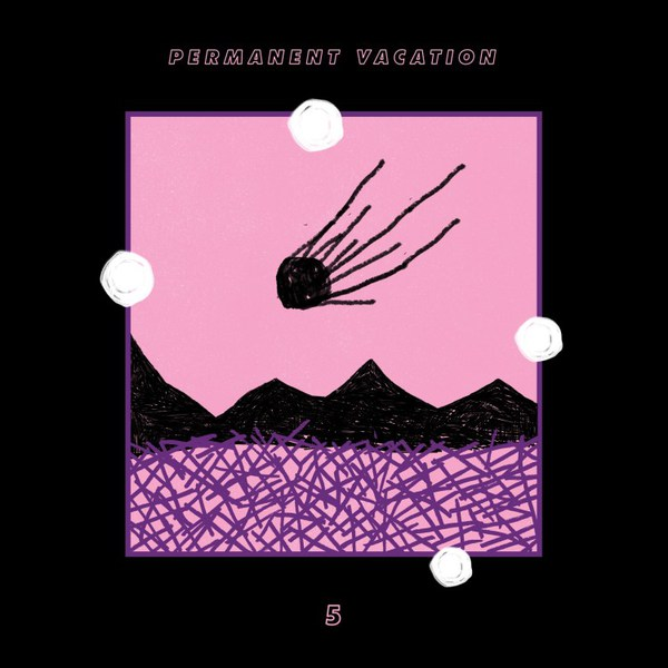 V/A, permanent vacation 5 cover