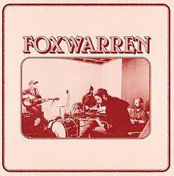 FOXWARREN, s/t cover