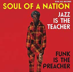 Cover V/A, soul of a nation 2 (1969-1975)