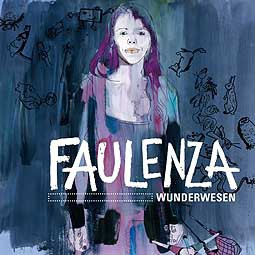 FAULENZA, wunderwesen cover