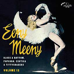 V/A, eeny meeny - exotic blues & rhythm vol. 12 cover