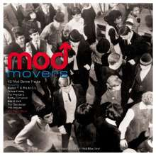 V/A, mod movers cover