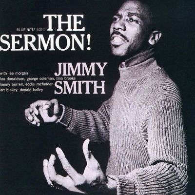 JIMMY SMITH, the sermon cover