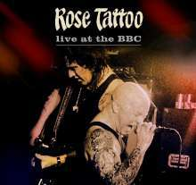 ROSE TATTOO, on air in 81 cover