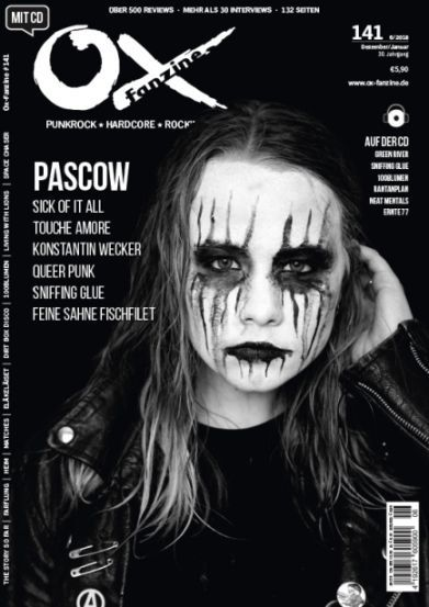 Cover OX, # 141
