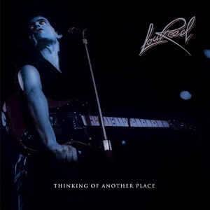 Cover LOU REED, thinking of another place