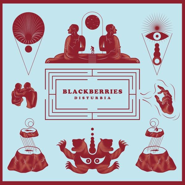 BLACKBERRIES, disturbia cover