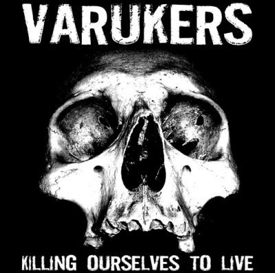 VARUKERS / SICK ON THE BUS, split cover