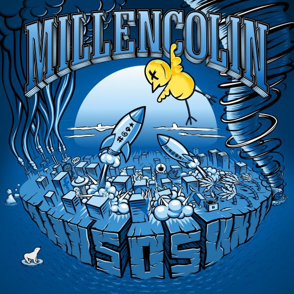 Cover MILLENCOLIN, sos