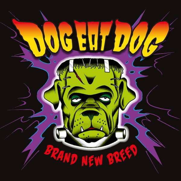 DOG EAT DOG, brand new breed cover