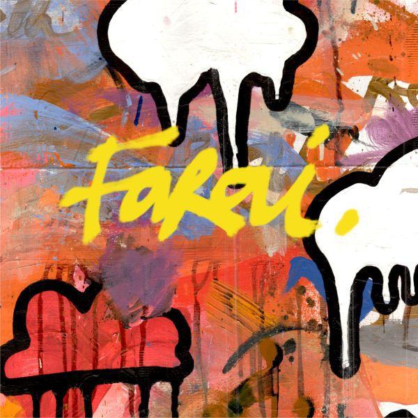 FARAI, rebirth cover