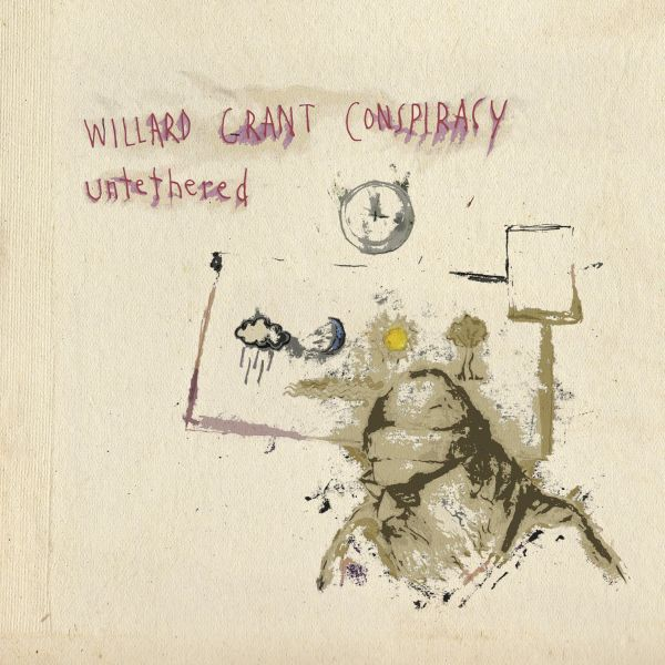 WILLARD GRANT CONSPIRACY, untethered cover