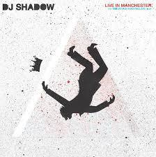 DJ SHADOW, live in manchester - mountain has fallen tour cover