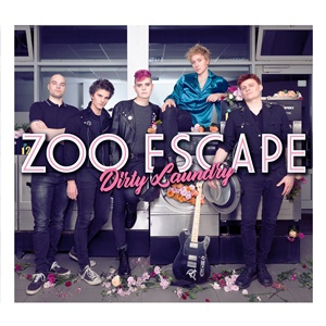 ZOO ESCAPE, dirty laundry cover