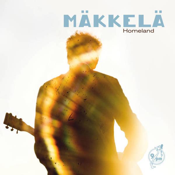 MÄKKELÄ, homeland cover