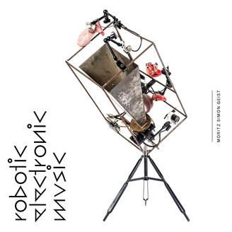 MORITZ SIMON GEIST, robotic electronic music cover