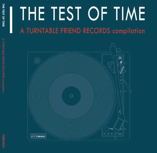 V/A, the test of time cover