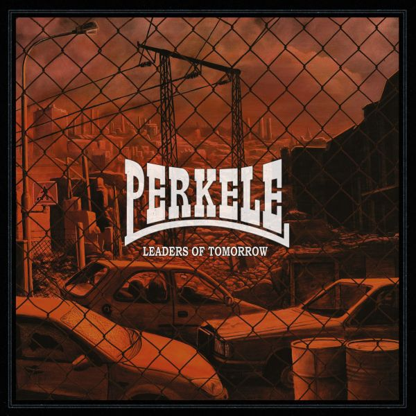 PERKELE, leaders of tomorrow cover