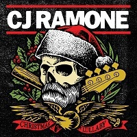 Cover CJ RAMONE, christmas lullaby
