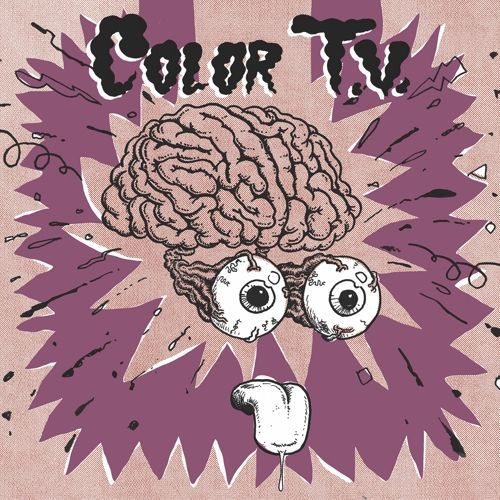 COLOR TV, s/t cover