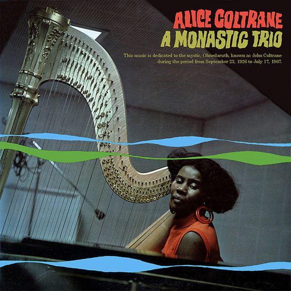 ALICE COLTRANE, a monastic trio cover