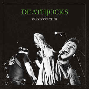 Cover DEATHJOCKS, in jocks we trust
