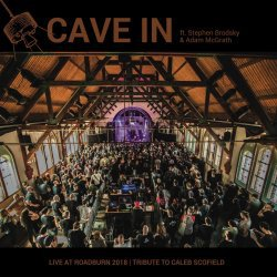 Cover CAVE IN, live at roadburn