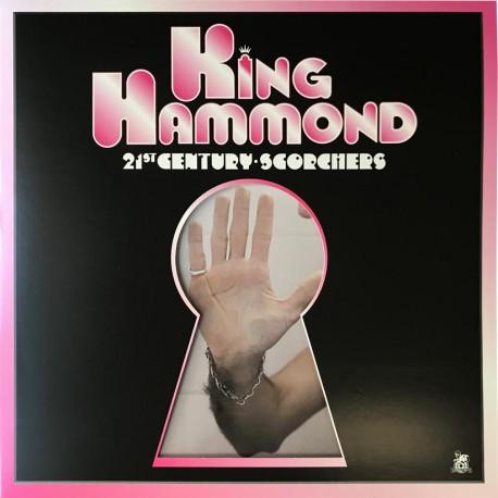 KING HAMMOND, 21st century scorchers cover