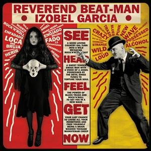 REVEREND BEAT-MAN & IZOBEL GARCIA, baile bruja muerto cover