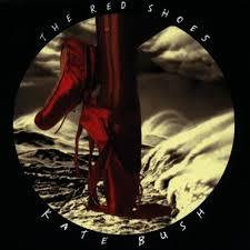 KATE BUSH, the red shoes (remastered) cover