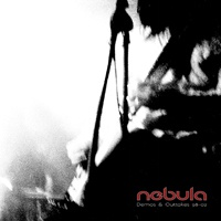 NEBULA, demos & outtakes 98-03 cover