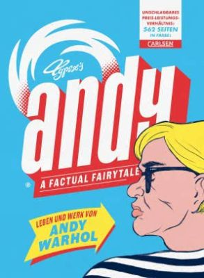 Cover TYPEX, andy - a factual fairytale